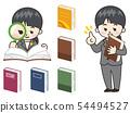변호사의 여성과 사전 54494527