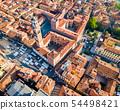 Torre Lamberti tower aerial view 54498421