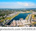 Phoenix See lake in Dortmund 54500916