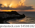 Sunset at Guam 54506182