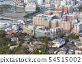 鍋冠山에서 볼 나가사키 시내 54515002