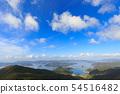 아마미 오시마에서 볼 가케 로마 섬 54516482