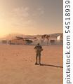 Future Space Marines Desert Camp 54518939