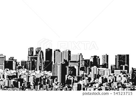 Shinjuku Buildings 54523715