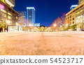 Tokyo Station Night view 54523717