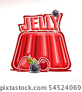 Vector logo for Jelly 54524069