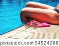 Girl in summer 54524288