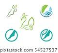foot Logo Template vector icon 54527537