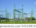 Electricity and power generation industry electric 54529819