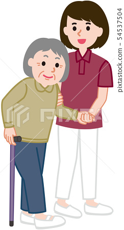 Walking aid 54537504