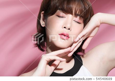 여성 미용 54540689