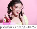 女性购物 54540752