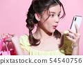 女性购物 54540756