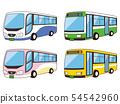 公共汽车 巴士 公车 54542960