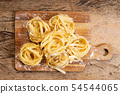 Fettuccine italian pasta 54544065