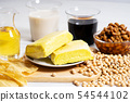 Soybeans and soy products 54544102