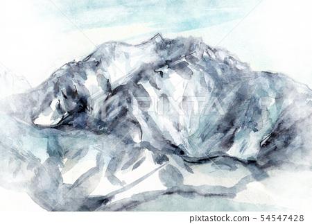 あいの峰 [코이데 스키장]으로 바란다 핫 카이 산 54547428