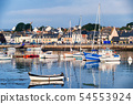 Port of Concarneau, Brittany, France 54553924