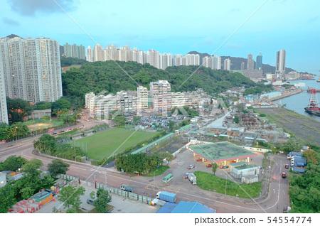 Kwun tong Hong Kong  ,30 June 2019 54554774