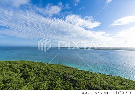 宮古島的前景 54555915