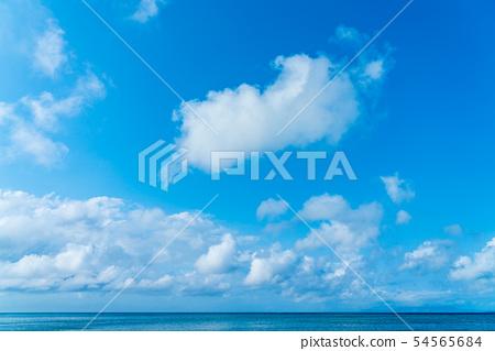 바다 이미지 54565684