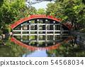 大阪,Sumiyoshi Taisha,Torihashi(太鼓橋) 54568034