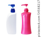 Plastic Bottle pump Of Gel, Liquid Soap, Lotion, 54568217