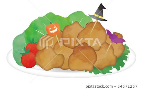Halloween rice 54571257
