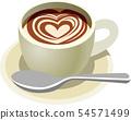 咖啡杯 54571499