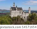 노이 슈반 슈타인 성 백조 성 독일 유럽 54571654