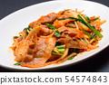 炒豬肉泡菜 54574843