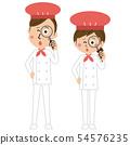 注意流行或性别公鸡或面包店 54576235