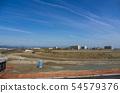 미야기 현 나 토리시 · 日和山에서 볼 閖上의 풍경 54579376