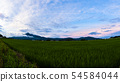 쓰쿠바 산에서 보물 篋山 황혼 54584044