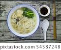 素食汤面 54587248