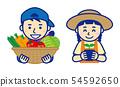 농업 남녀 54592650