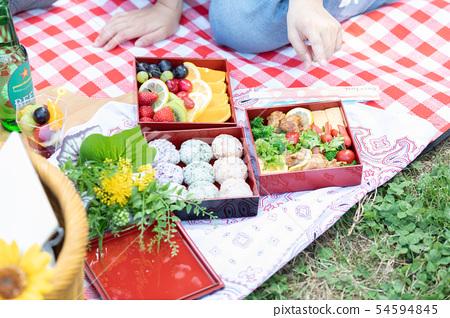野餐午餐 54594845