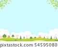 도시 풍경 54595080