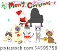 猫圣诞节音乐会 54595759