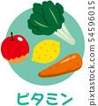 오대 영양소 비타민 54596015