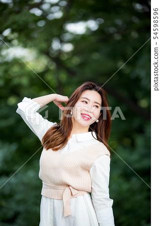 소녀 54598596