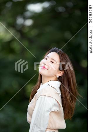 소녀 54598597