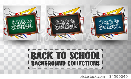Back to school background collections 54599040