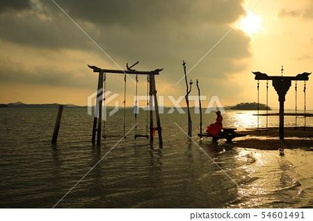 바닷가의추억,해변,바다풍경! 54601491