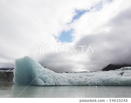 빙하,얼음,뉴질랜드 54610248