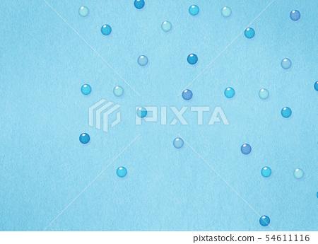 물방울 텍스처 54611116