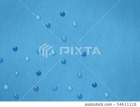 물방울 텍스처 54611128