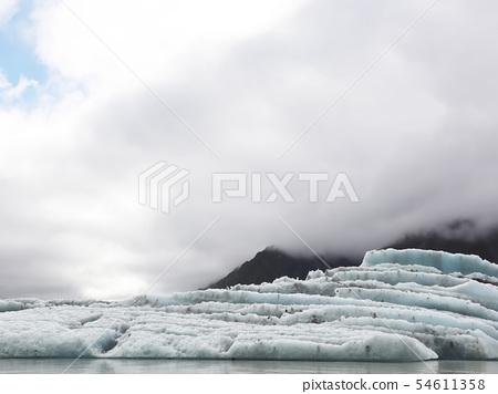 빙하,얼음,뉴질랜드 54611358
