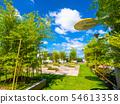 JR 교토 역의 옥상 정원 54613358