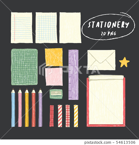 Stationary objects 54613506